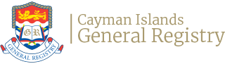 Cayman Islands General Registry | An official website of the Cayman Islands Government Logo